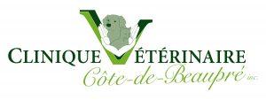 Clinique vétérinaire Côte-de-Beaupré Logo